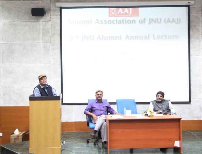 Uday Prakash JNU